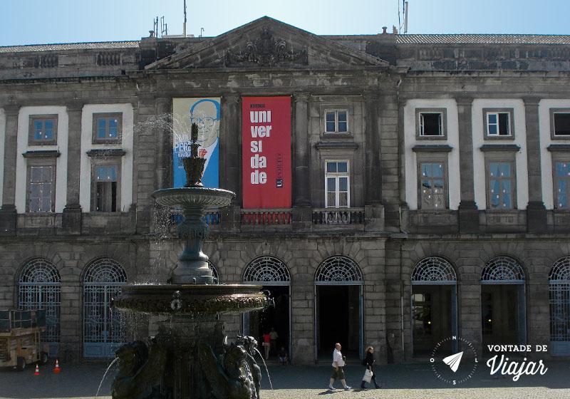 Universidades do mundo - Universidade do Porto Portugal