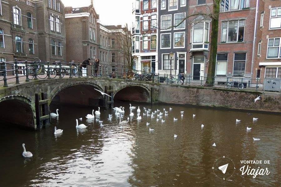 Dicas da Holanda - Inverno em Amsterdam