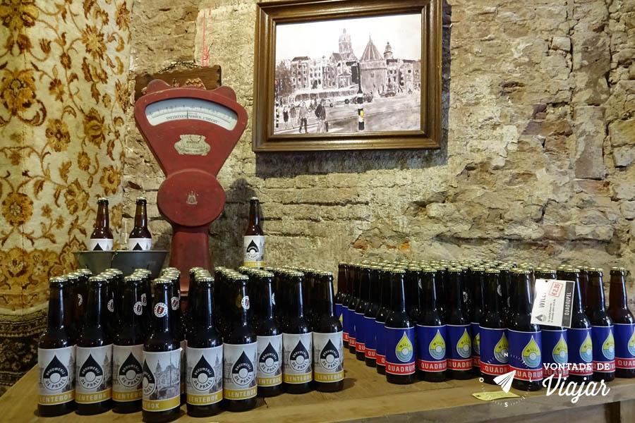 Dicas de viagem - Cervejaria artesanal em Amsterdam