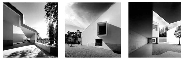Porto - Museu de Serralves - arquitetura minimalista de Siza Vieira