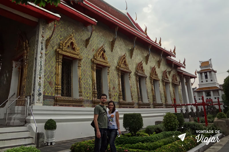 Bangkok - Templo Wat Arun Tailandia