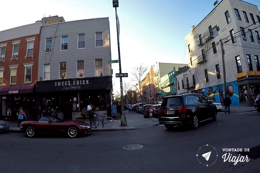 Brooklyn NY - Bedford Avenue Williamsburg