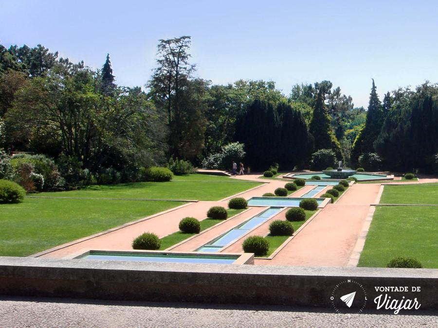 Museu Serralves Porto - Jardim de Serralves em Portugal