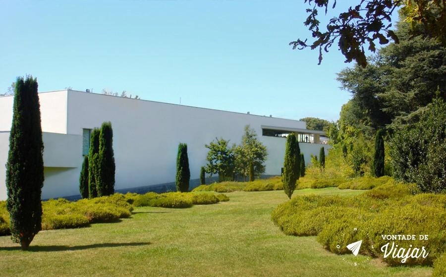 Museu Serralves Porto - Museu de Arte Contemporanea em Portugal