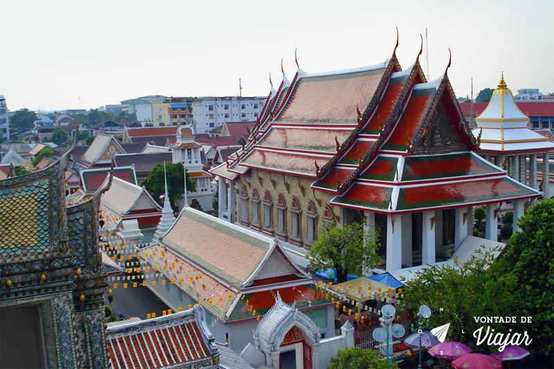 Tailandia - Templo Wat Arun Bangkok