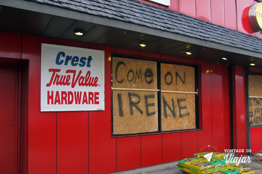 Williamsburg NY - Come on Irene