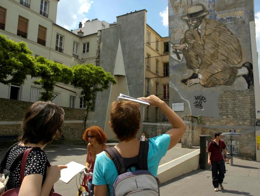 Caca aos Tesouros em Paris