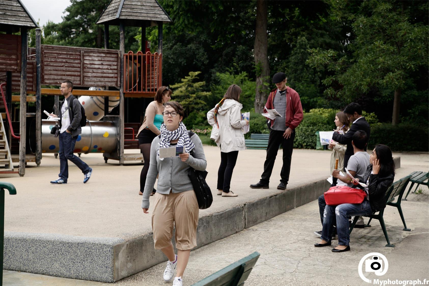 Caca aos tesouros em Paris - Um jogo para desvendar a cidade