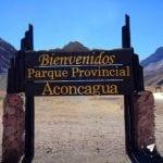 Mendoza - Parque Aconcagua