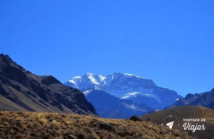 Mendoza - Vista montanhas Argentina