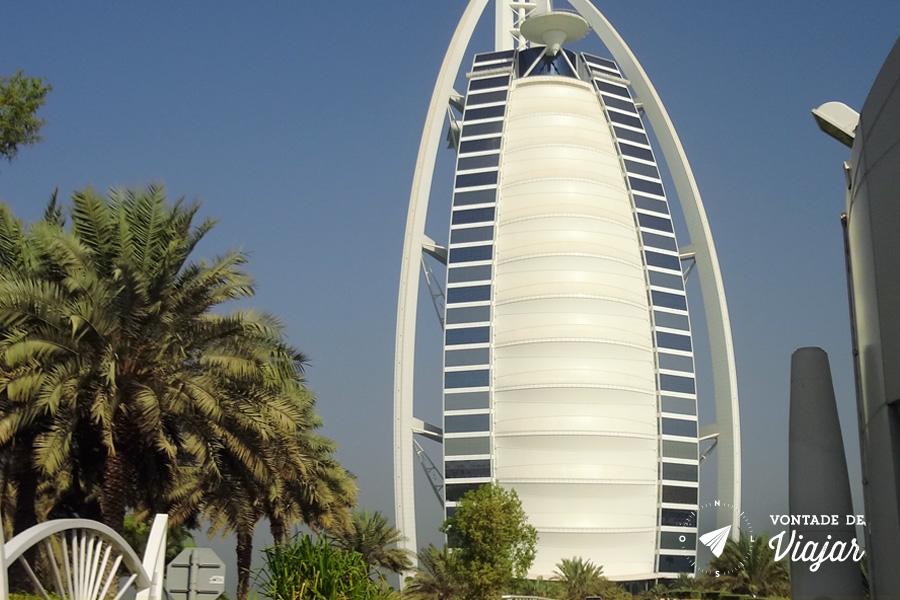 Dubai - hotel 7 estrelas Burj El Arab