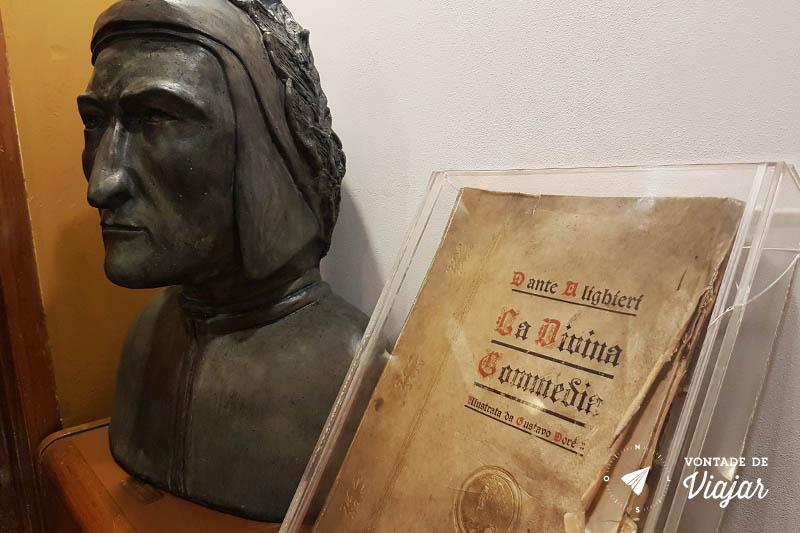 Palacio Barolo - Divina Comedia de Dante Alighieri
