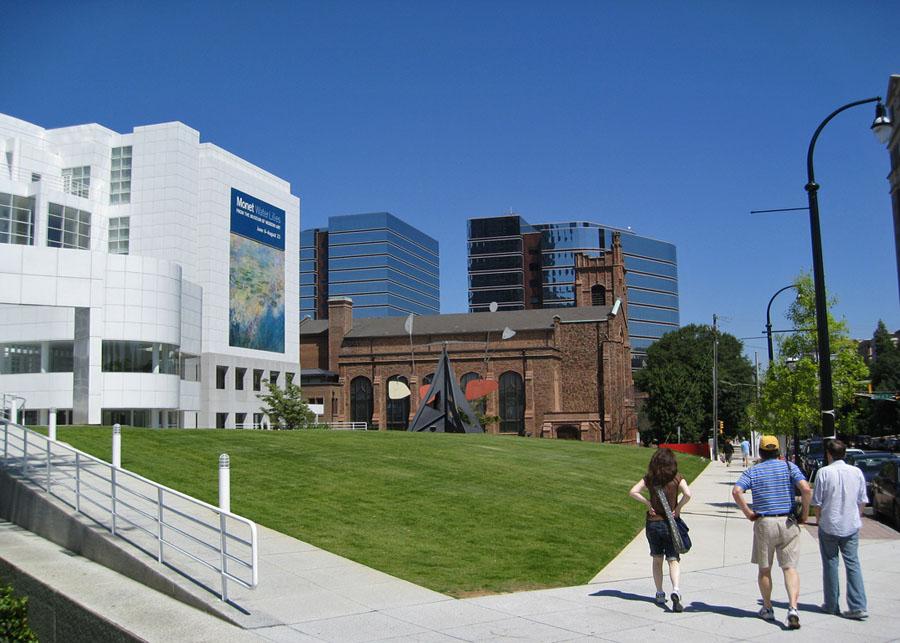 O que fazer em Atlanta - High Museum of Art - Foto Chris Yunker