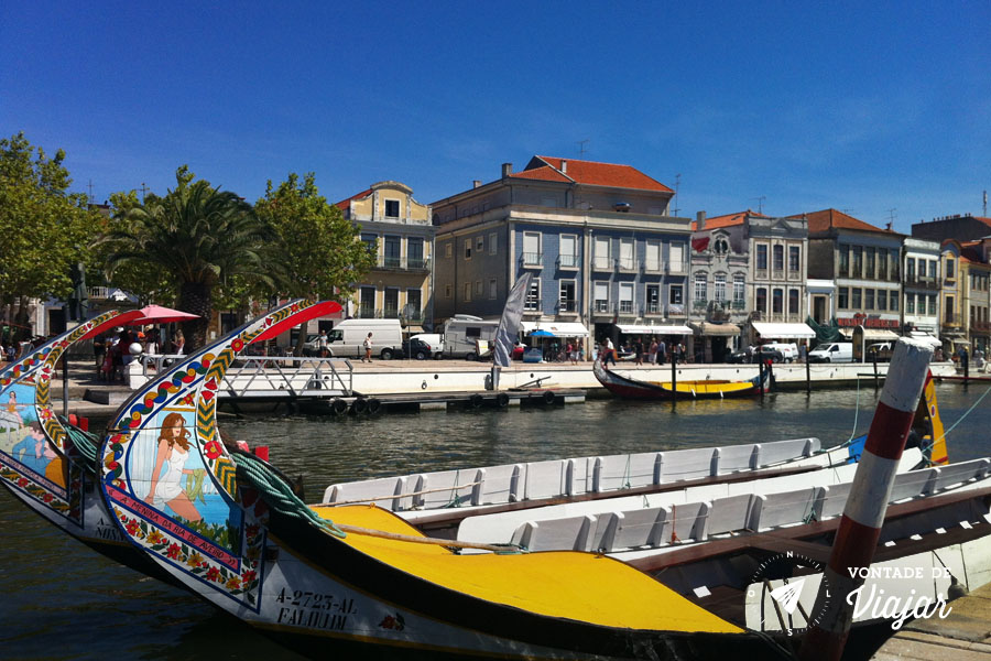 Portugal - Barcos de Aveiro