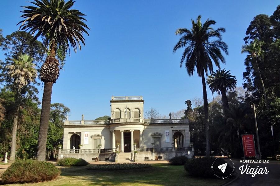 Montevideo - Museu Blanes (foto do blog Vontade de Viajar)