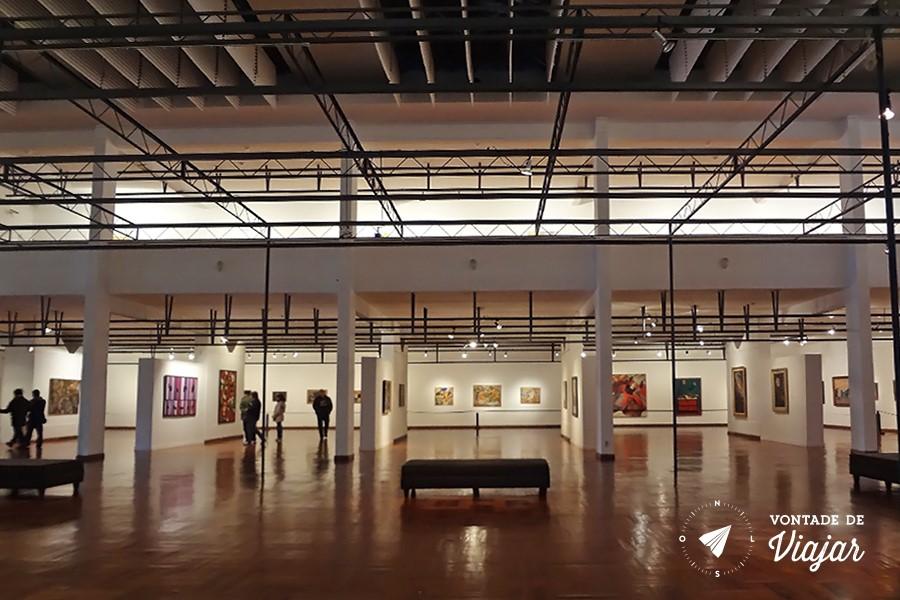 Montevideo - Museu de Artes Visuais no Parque Rodo (foto do blog Vontade de Viajar)