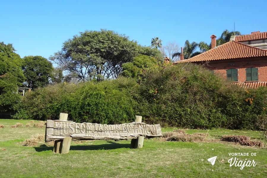 Montevideo - Museu e Jardim Botanico (foto do blog Vontade de Viajar)