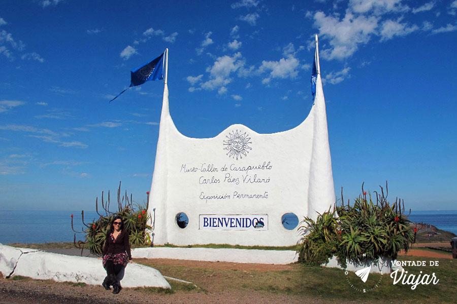 Punta del Este - Bemvindo a Casapueblo