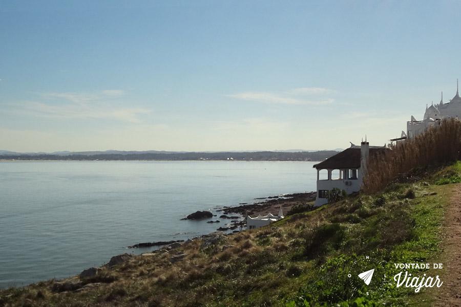 Punta del Este - Casapueblo em Punta Ballena