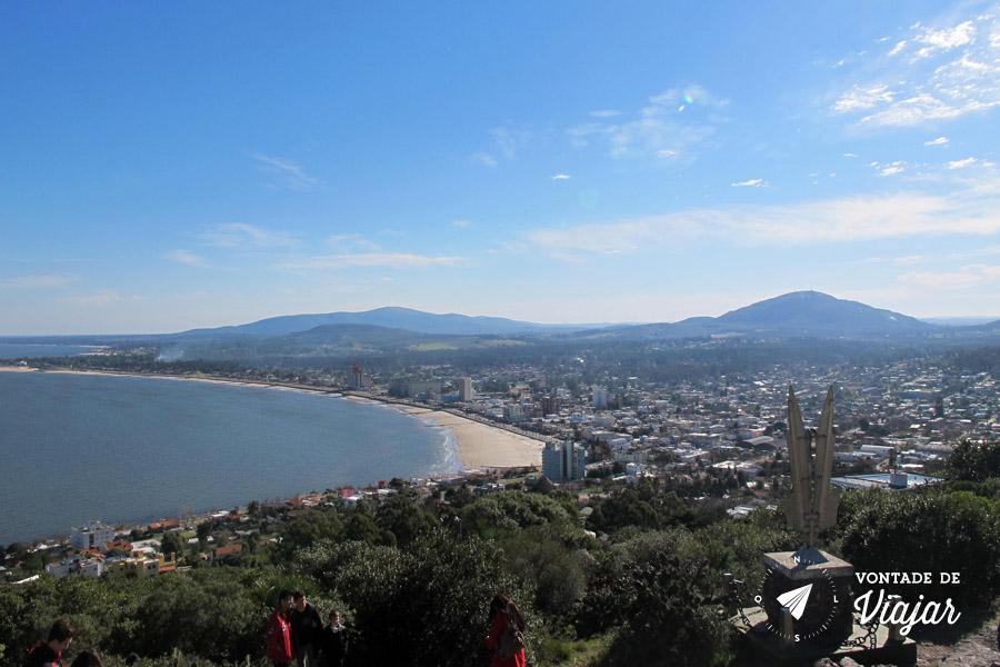 Punta del Este - Piriapolis Cerro Santo Antonio