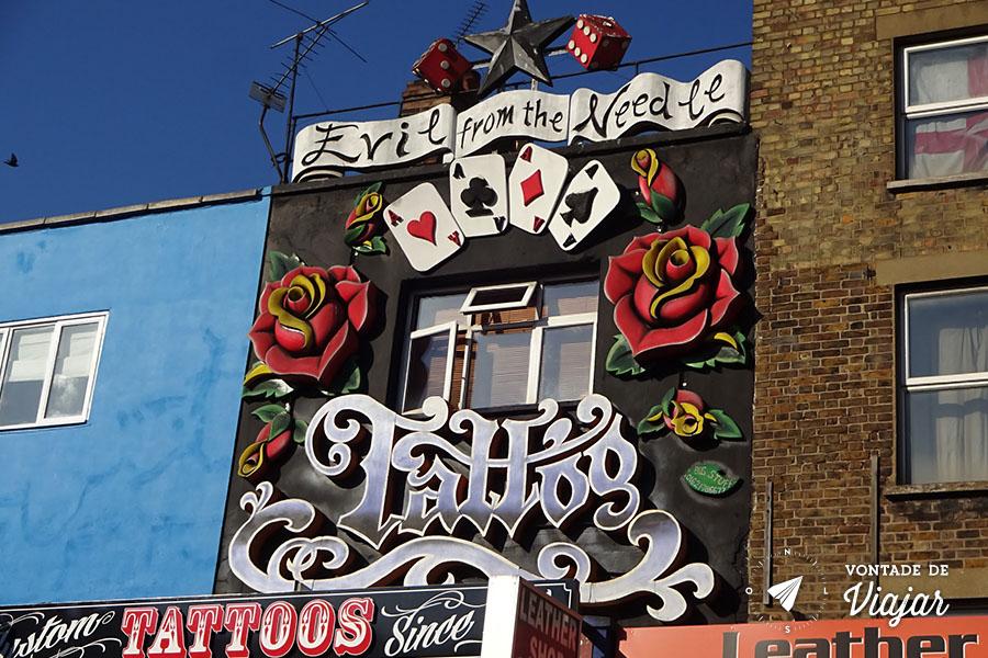 Camden Town - Tattoo