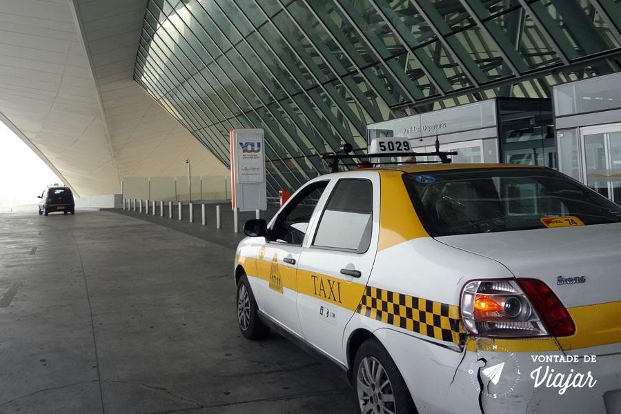 O que fazer em Montevideu - Como ir do aeroporto ao centro
