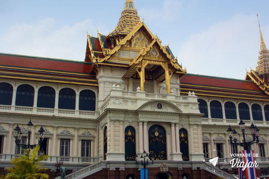 Bangkok - Grand Palace Tailandia