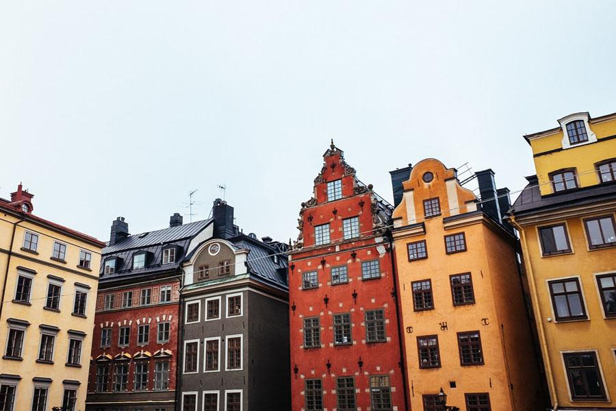 O que fazer em Estocolmo - Gamla Stan - Foto Robert Bye
