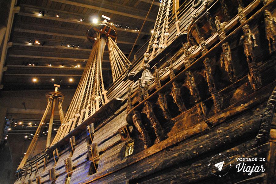Vasamuseet: navio de 1628