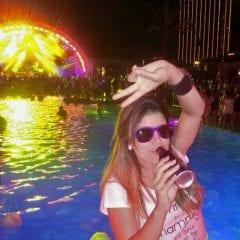 California - Pool Party em Las Vegas