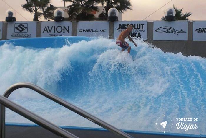 California - Wave House em San Diego