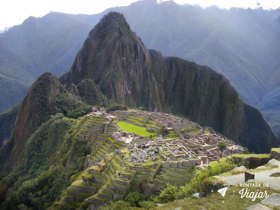 Machu Picchu - Ruinas Incas - foto Ramit Sagi