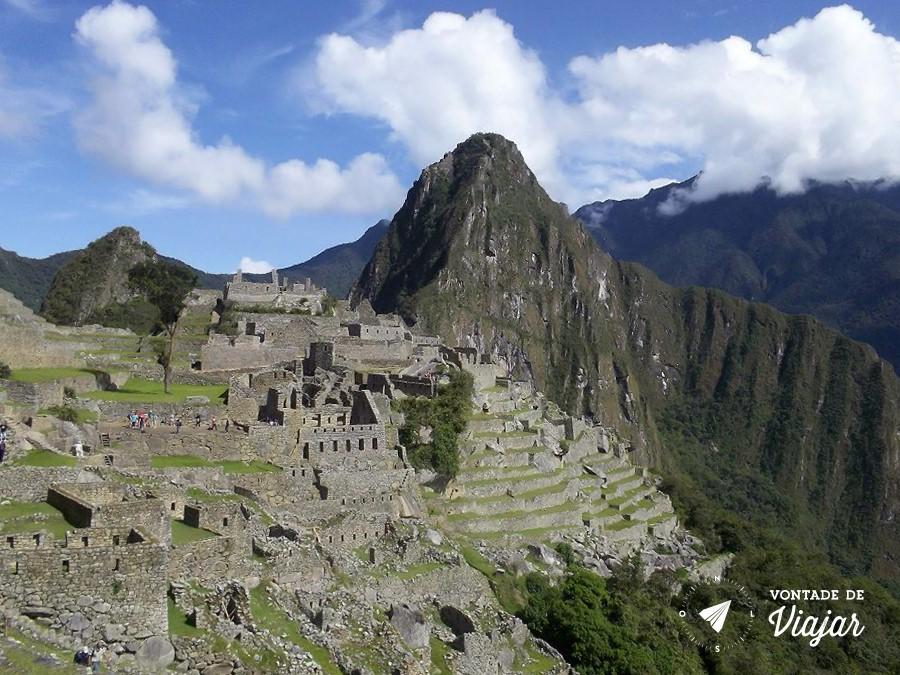 Machu Picchu - Ruinas incas - foto Camila Vasques