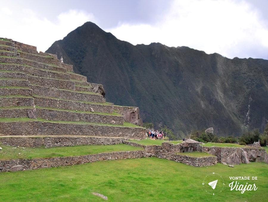 Machu Picchu - niveis - foto Ivan Landim