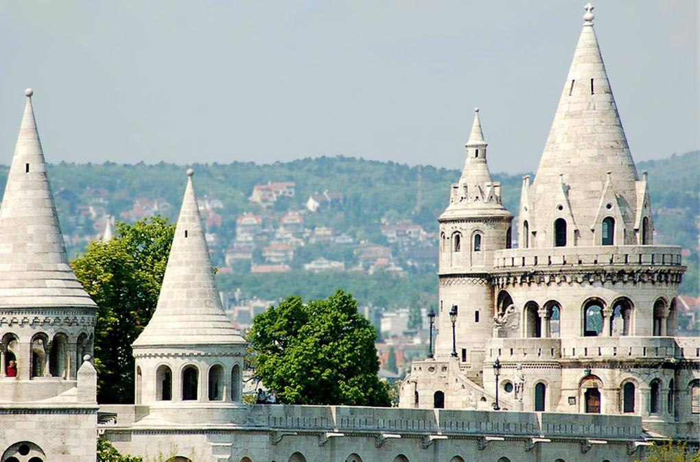 O que fazer em Budapeste - Bastiao dos Pescadores
