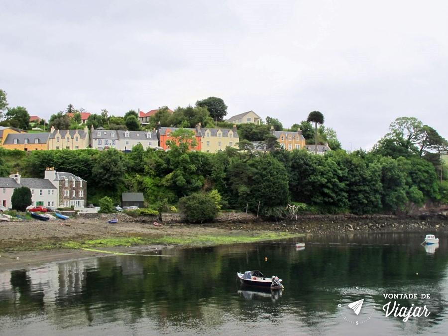 Escocia - Oban - foto do blog Vontade de Viajar 1