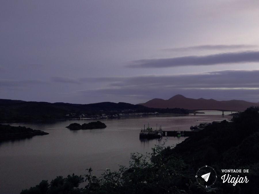 Escocia - Vista de Skye - foto do blog Vontade de Viajar