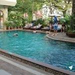 Hoteis no Sudeste Asiatico - Hotel em Siem Reap piscina