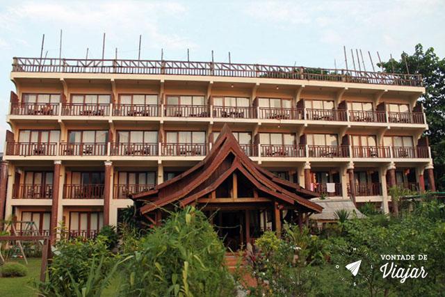 Hoteis no Sudeste Asiatico - Hotel em Vang Vieng Laos
