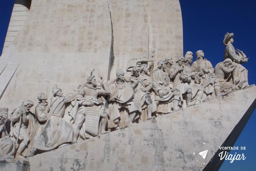Lisboa - Padrao dos Descobrimentos em Belem