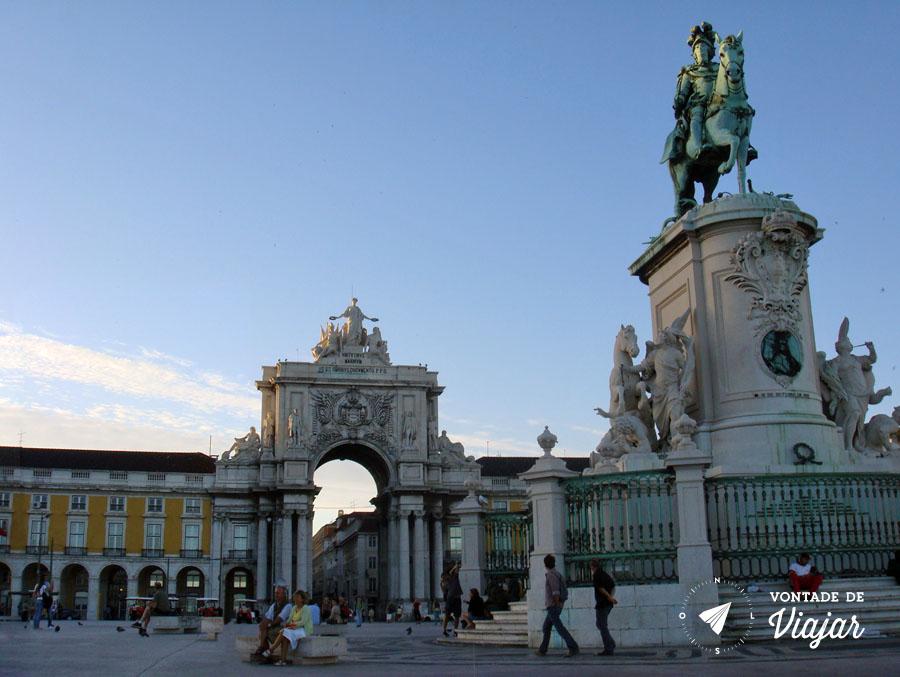 Lisboa - Praca do Comercio