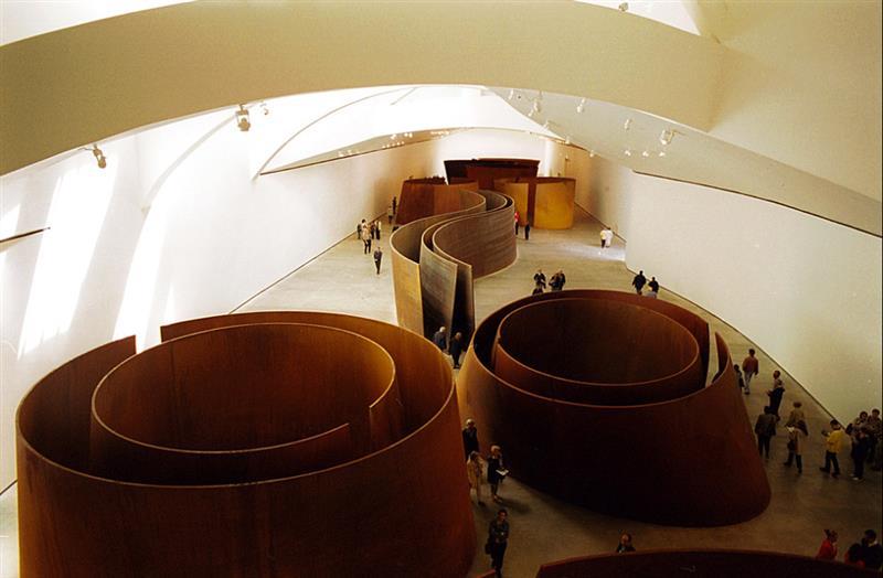 Guggenheim Bilbao - The Matter of Time - foto de JMiguel Rodrigues