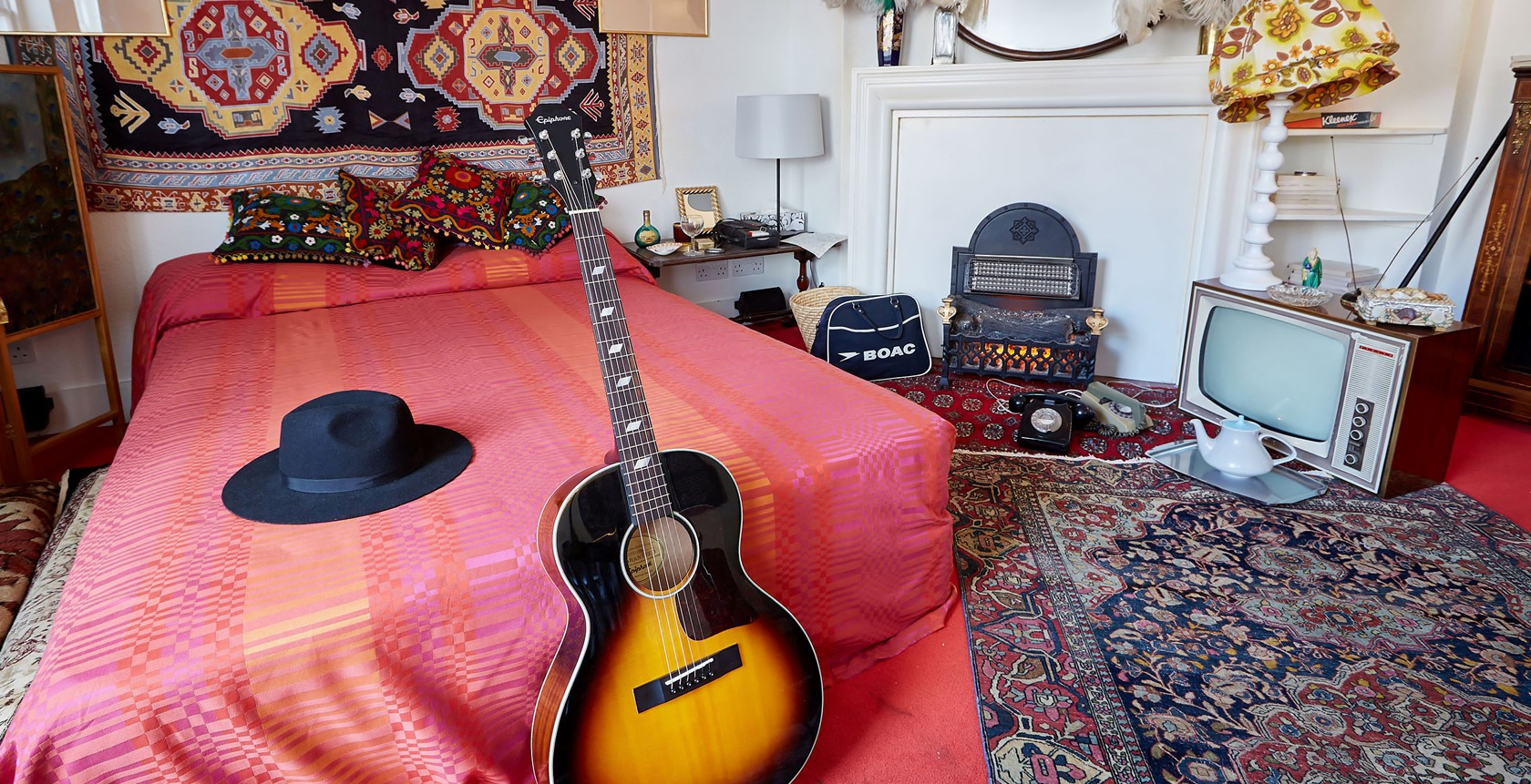 Londres - Programas diferentes - Casa de Jimmy Hendrix - dicas de viagem no blog Vontade de Viajar