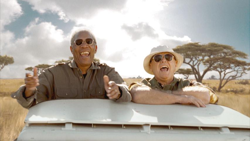 Filmes que dao vontade de viajar - Bucket List