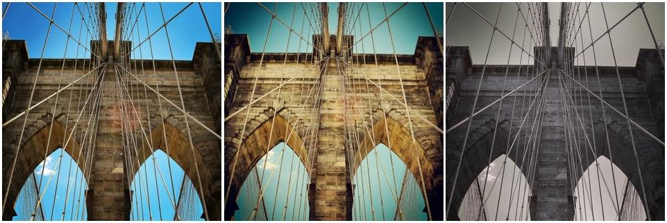 Dicas de fotografia de viagem - filtros e edicao
