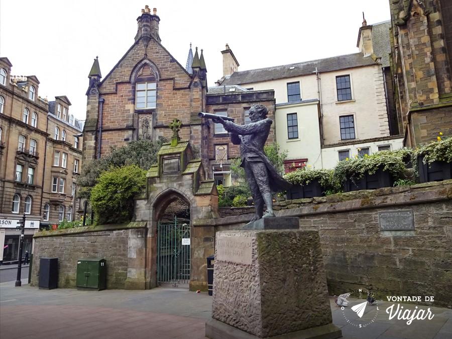 Dundee - Catedral de St Pauls