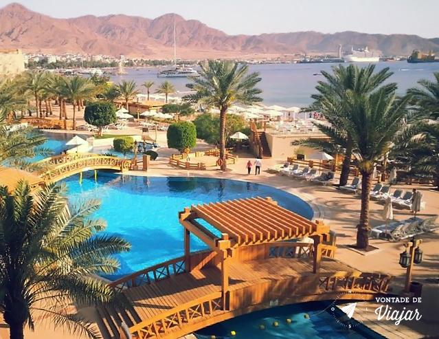 Aqaba Jordania - Dicas de hotel em Aqba