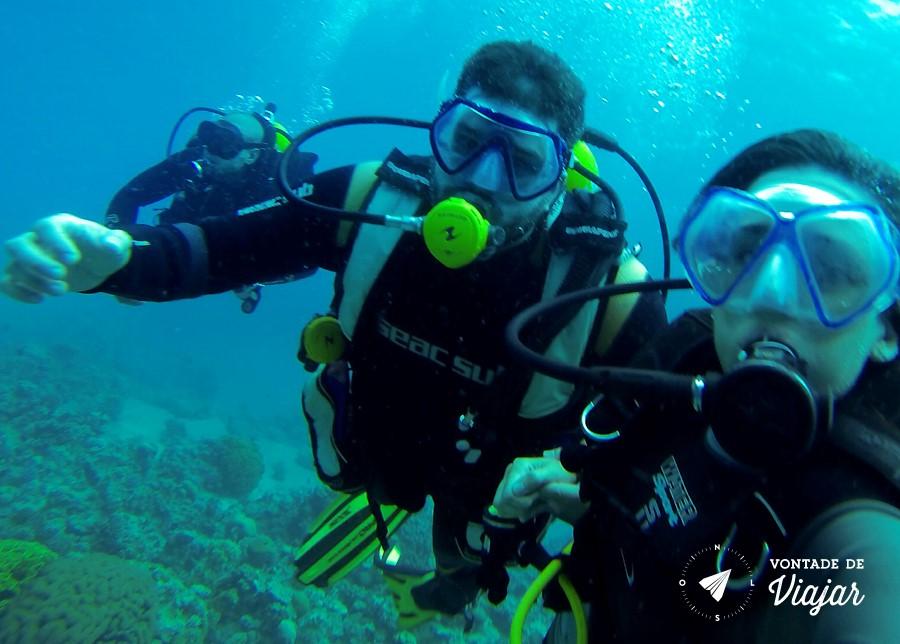 Aqaba Jordania - Mergulho no Mar Vermelho
