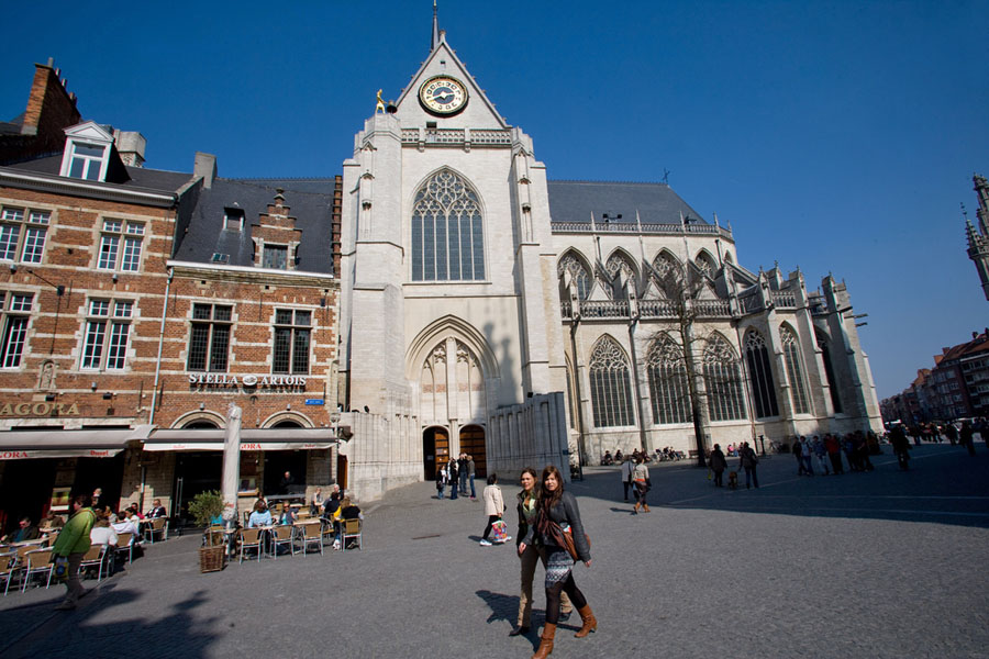 Centro historico de Leuven - Foto Visit Flanders