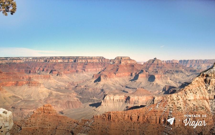 Grand Canyon EUA - Passeio de 1 dia em tour de Las Vegas